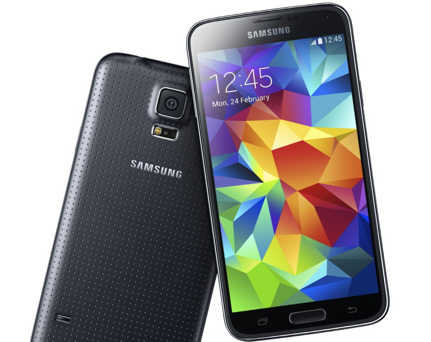 The Samsung Galaxy S5 Finally Revealed
