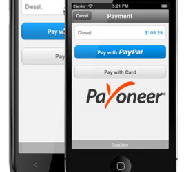 how to transfer money from paypal to payoneer card