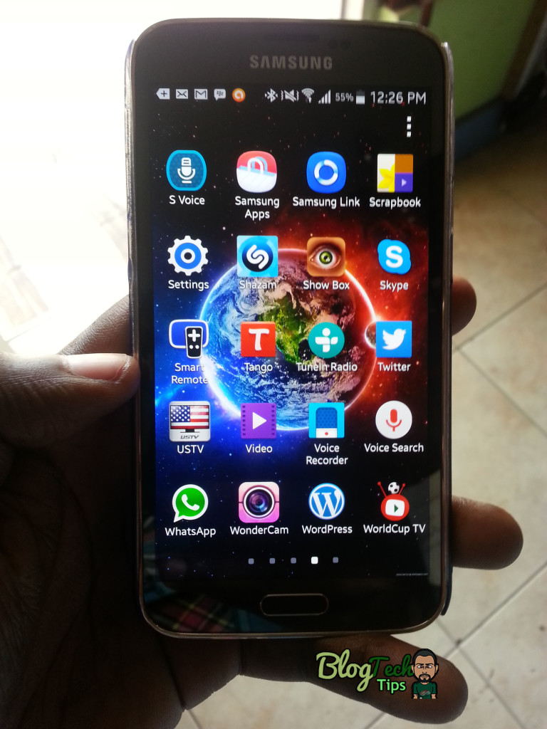 How to use scrapbook on galaxy s5 - Samsung Galaxy S5