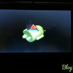 Factory reset Android Tablet