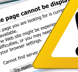 WordPress blog crashes after a theme update