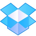 How to share large files using Dropbox?