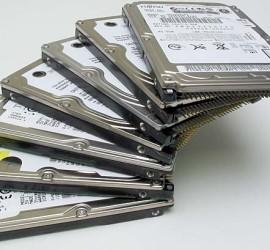 replacing laptop hard drive