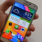 How to Switch between Samsung Galaxy S5 easy mode & Standard Mode?