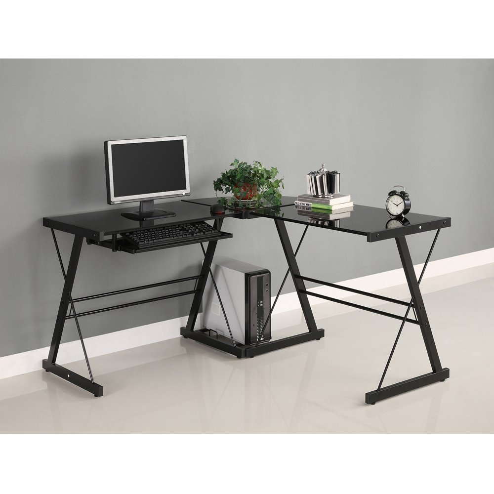 the best computer desks for home use  blogtechtips - computer desks for home