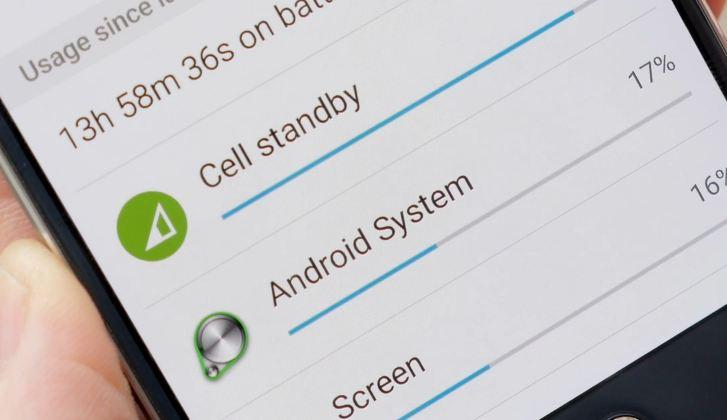 Galaxy S6 Battery Drain