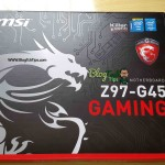 MSI Z97-G45 Gaming Review