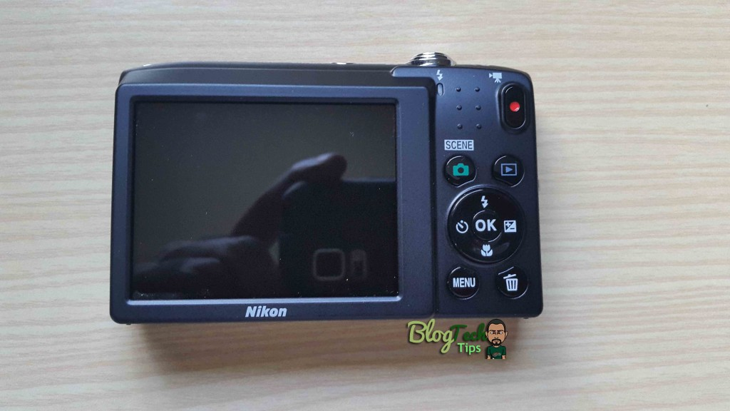 Point and Shoot Digital Camera