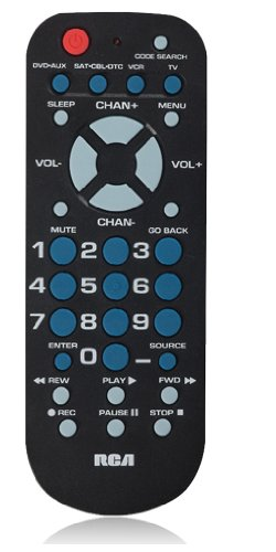 how to program rca remote