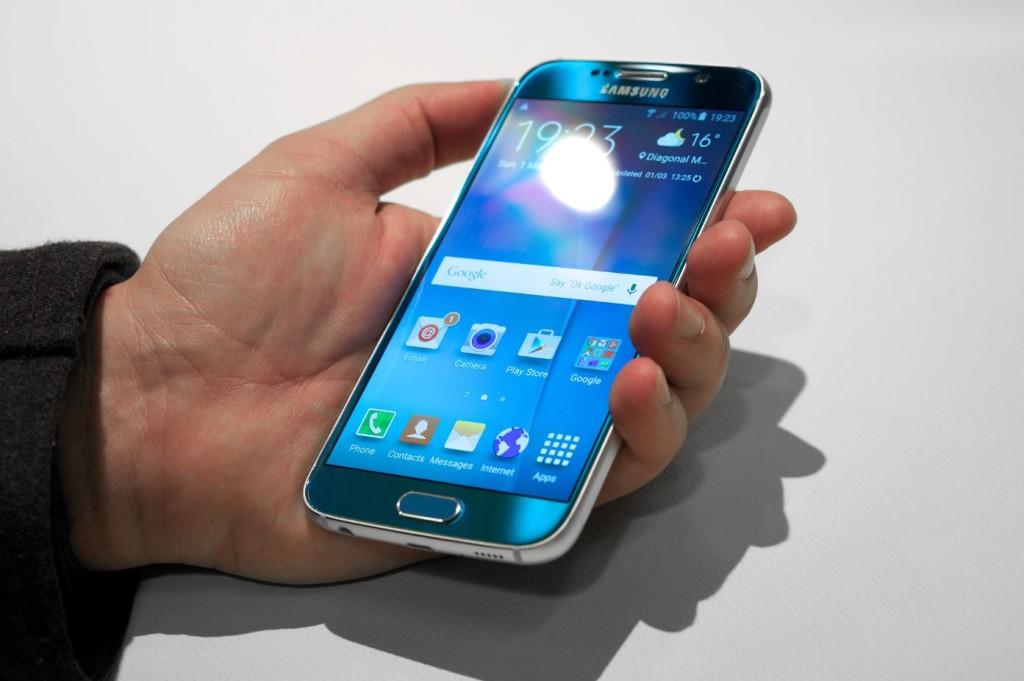 Galaxy S6 Black