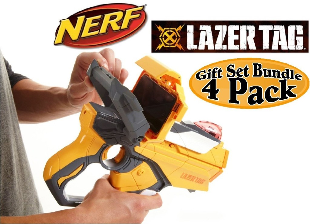 Ten Best Laser Tag Sets For 2018 - Reviews and Buyers Guide -  ConsumerExpert.org