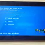 Asus Memo Pad Hard Reset: MicroSD Card method