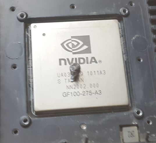 graphics card thermal paste