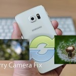 Samsung Galaxy Blurry Camera and slow Autofocus fix