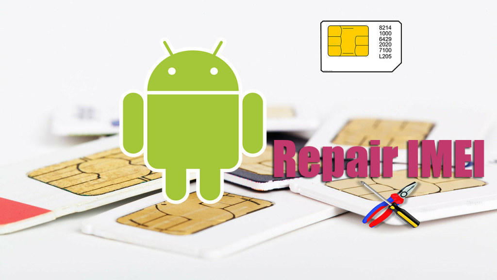 How to Repair IMEI number in Android - BlogTechTips