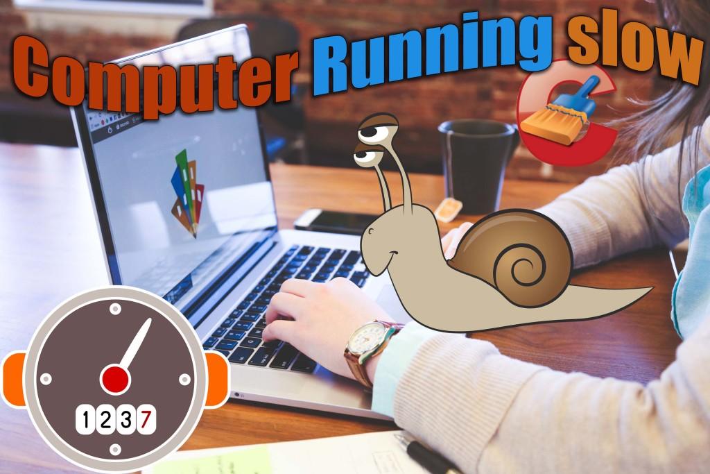 computer running slow