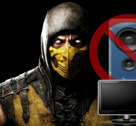 Mortal Kombat X No Sound