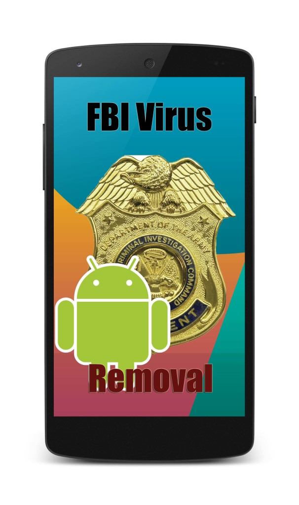 FBI Virus Removal Android