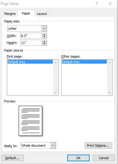 page borders page borders are set outside the printable area fix blogtechtips
