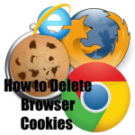 How to delete cookies?