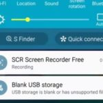 Blank USB storage fix