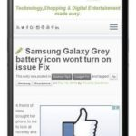 Adsense Warning:Ads Push content below the fold on mobile devices