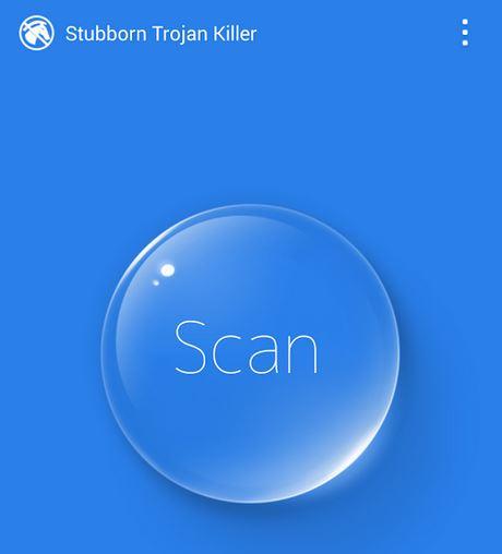 Stubborn Trojan Killer
