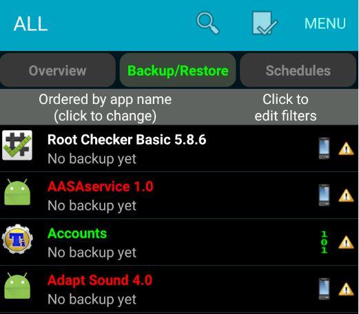 Remove bloatware Android