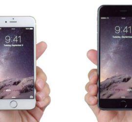 iPhone 6s clone