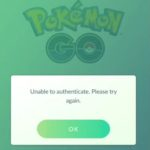Pokemon Go login problems fix