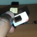 How to use a SIM card cutter?