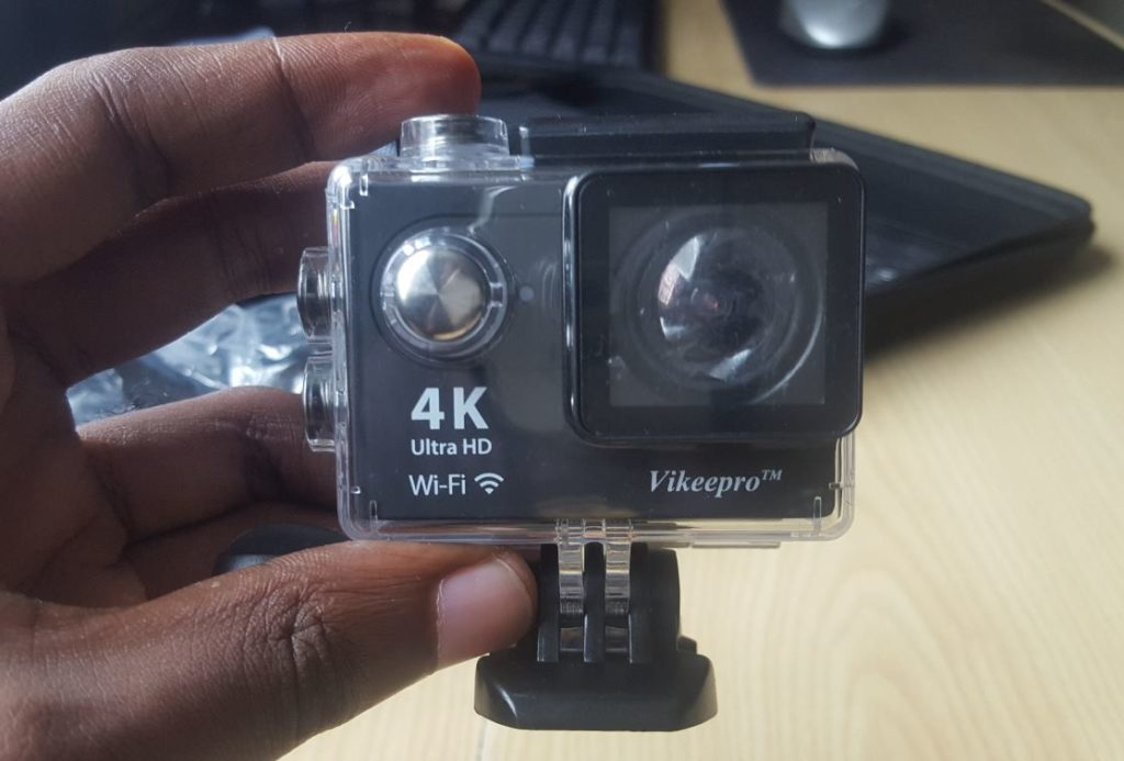 Vikeepro 4K Waterproof Sports Camera
