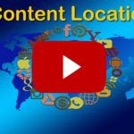 Content Location on YouTube
