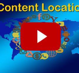 Content Location