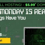 Cyber Monday HostGator Sale