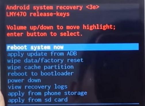 Hard Reset HTC Desire 626s