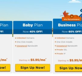 Create a website and brand with Hostgator