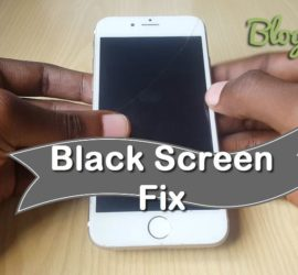 iPhone 6 and 6s How to fix Black Screen
