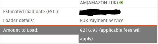 First Amazon UK Associates Payout