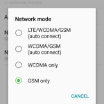 Android Phone Mobile Data Speeds Won't go above Edge speeds Fix