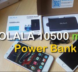 OLALA 10500mAh Power Bank