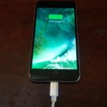 Magnetic charger for iPhone or Android