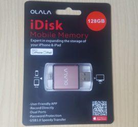 OLALA iDisk Mobile Memory