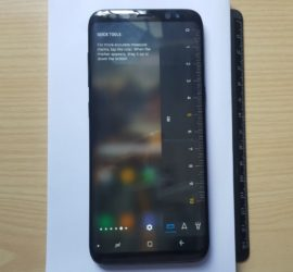 How to use your Galaxy S8 or S8 Plus as a Ruler