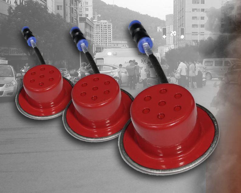 Auto Fireman Car Extinguisher