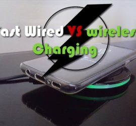 Fast Wireless charging VS Fast wired Charging Galaxy S8