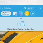 Easily Wirelessly transfer files from Any Samsung to your PC