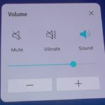 Adjust Volume with broken Volume buttons Galaxy S8