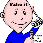 How to Fake a Call or text on Android and Avoid tough situations.