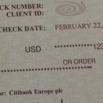 Lessons from My First U.S. $123.53 AdSense Cheque.